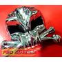 Espejo Moto Skull Custom Choper Calavera Harley Davidson