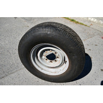 Rin 16 Ford De Carga Con Llanta Uniroyal Laredo Lt245/75/16