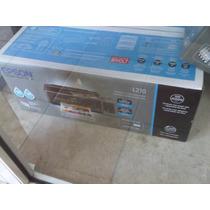 Impresora Multifuncional Epson L210