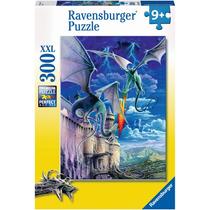 Ravensburger Rompecabezas Lucha De Dragones 300 Pz Xxl 13193
