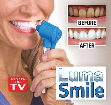 Luma Smile Polidor De Dentes Clareamento E Limpeza Dental R 59
