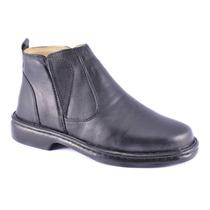 Bota Botina Sapato Antstress Conforto Tbm Para Diabéticos