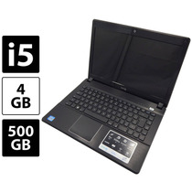 Notebook Core I5 4gb Ddr3 500gb Hd Dvd Tela Led Barato