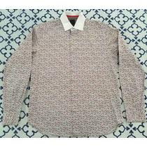 Camisa Airborn Floreada - Impecable - Talle M