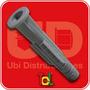 Tarugo Universal De Nylon Nº8 Tel Ladrillo Hueco, Pack X 250