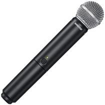 Microfone Sem Fio Shure Blx24 Sm58 - Original - Promoção