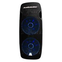 Bafle Audiobahn 2x15 Triamplificado Entrada Usb Sd Bluetooth