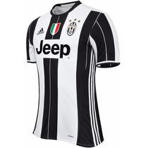 Jersey Juventus 2016-2017 Local Dybala Pogba Evra Chiellini
