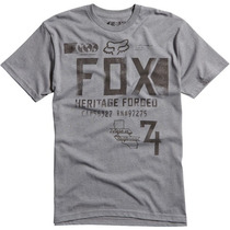 Remera Fox Hombre Head Filibuster Ss Tee Youth Niños