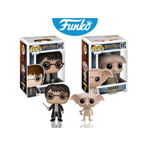 Set 2 Harry Potter Y Dobby Funko Pop Pelicula Harry Potter