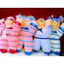 Muñecas Juguetes Con Relleno Antialergico Niñas Decoracion
