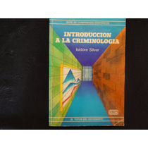 Introduccion A La Criminologia + Envio Gratis
