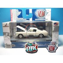 M2 Machines 65 Shelby Gt350h Carro A Escala 164 Abc