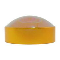 Lupa Pisa Papel Esfera 75 Mm 3x Hecha De Cristal Lectura Obi