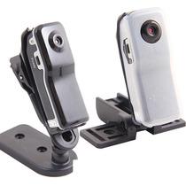 Mini Dv Espia Camara Oculta Hd Microfono Seguridad Deportes