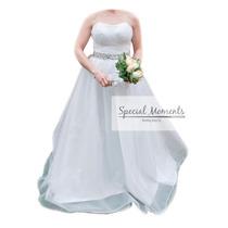 Vestido De Novia - Modelo Elegant - Special Moments