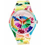 Reloj Swatch Suow126 Flowerfool Flores Unicowr 30 Mts Env Gr