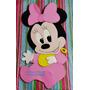 Figura Minnie Bebe En Goma Eva 80 Cm Entrega Inmediata