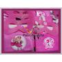 Capas+antifaz Barbie,barbie Super Princesa,barbie Power Unic