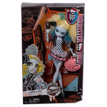 Boneca Monster High Intercambio Lagoona Blue Mattel