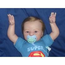 Bebê Reborn Gabriel /por Encomenda!!!