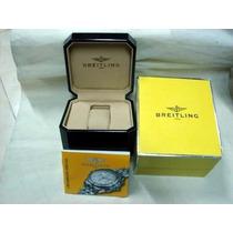 Caixa (estojo) P/relógio Breitlingoriginal Nova