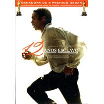 Dvd 12 Años Esclavo ( 12 Years A Slave ) 2013 - Steve Mcquee