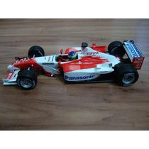 Miniatura F1 1/18 - Toyota 2003 - Cristiano Da Mata