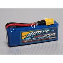 Bateria Lipo Zippy Flightmax 2200mah 3s 40c 11,1v