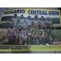 Poster Rosario Central 1991