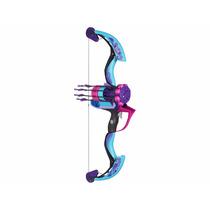 Lançador Nerf Rebelle Autoquiver Bow Com 6 Flechas B1944