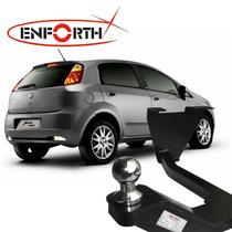 Engate Reboque Fiat Punto 2008 A 2011 Completo Enforth