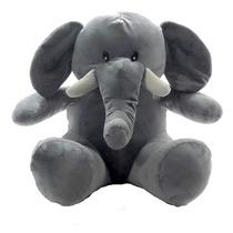 Elefante Grande Bicho Pelucia Namorados