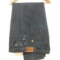 Pantalón Jean Gross Fus Color Azul Talle 44. 2 Puestas