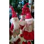 3 Muñecos Navideños