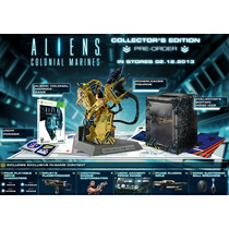Aliens Colonial Marines Collectors Edition Xbox 360 Fn4