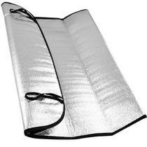 Protetor Solar Parabrisa Quebra Sol Painel Carro Aluminizado