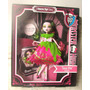 Monster High Draculaura Snow Bite Blanca Nieves Muñeca