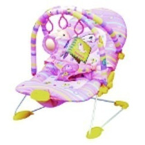 Cadeira Cadeirinha Bebê Musical Vibratória Color Baby !