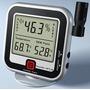 Higrometro Termometro Digital Sonda Ultima Generacion Alarma