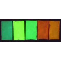 Tinta Fotoluminiscente Neon Serigrafia Textil Plastisol