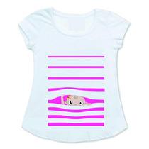 Bata Para Gestante-camiseta Para Gestante-moda Gestante