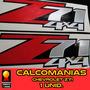 Calcomanias Z71 Silverado Gran Blazer Cheyenne Tahoe Origina