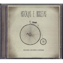 Cd Oficina G3 - Histórias E Bicicletas (original)