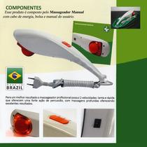 Massageador W Fisio Infravermelho Alpha 7 Profissional !!