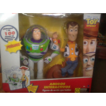Toy Story Buzz & Woody Interactive Mas De 1000 Frases