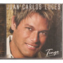 Juan Carlos Luces - Tengo - Cd Original - Un Tesoro Músical