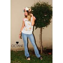 Remera Palou Octane Jeans
