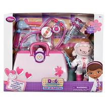 Maletín Doc Mcstuffins Disney Store Lambie Doctora Juguetes