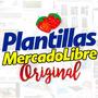 Plantillas Mercado Libre, Diseño Mercadolibre Hosting Gratis